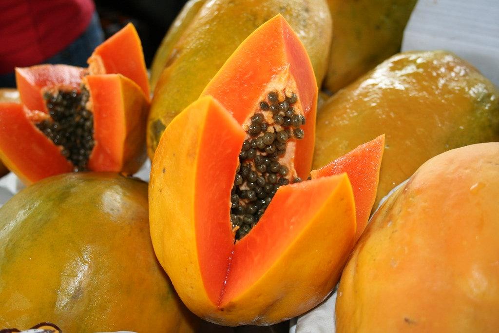 Papaya or Frutabomba