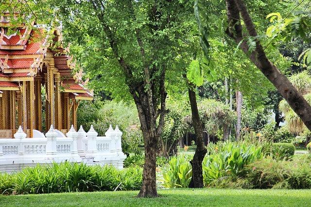 Pavilion at Rama IX Park