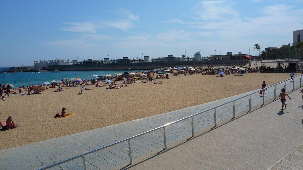 Nova Icária beach