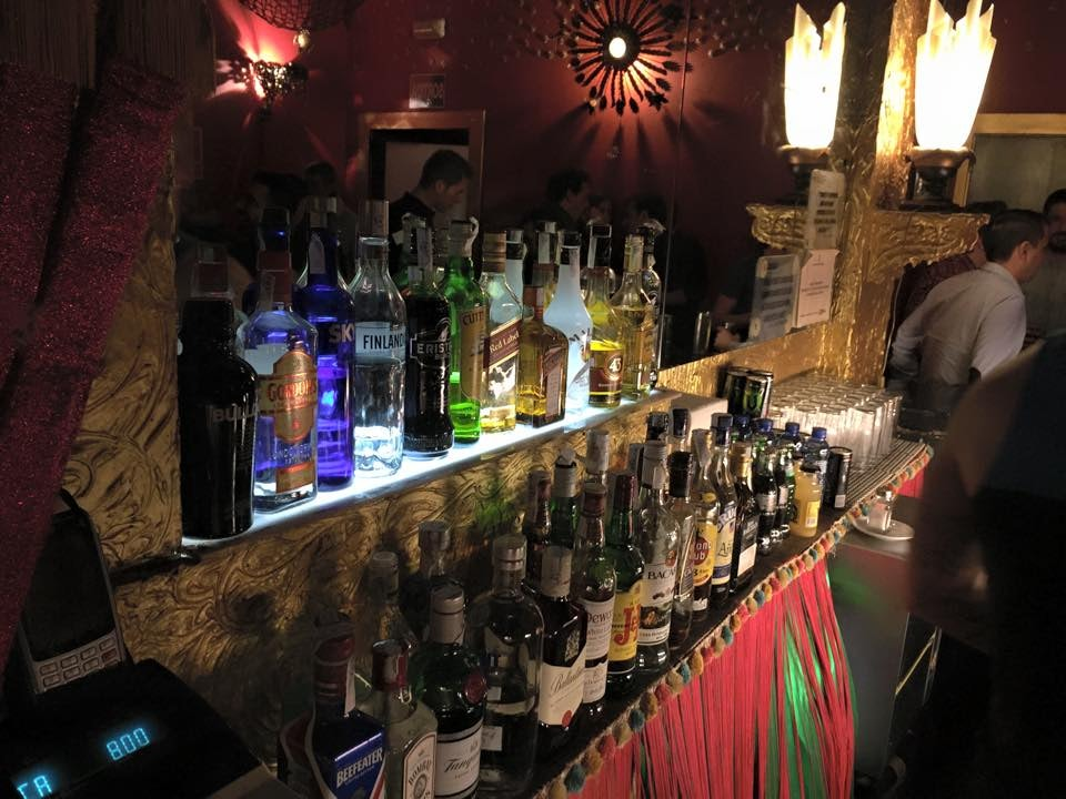 Bar El Cangrejo Barcelona