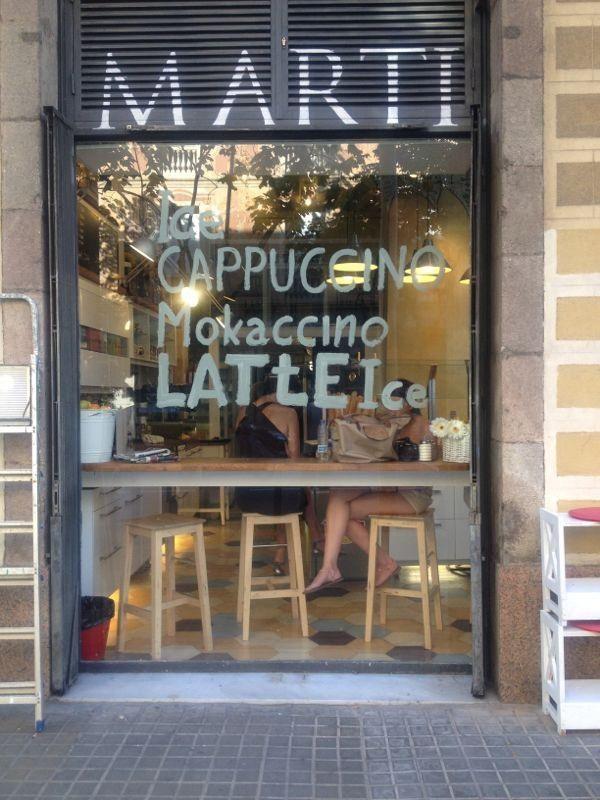 Marti Creative Café