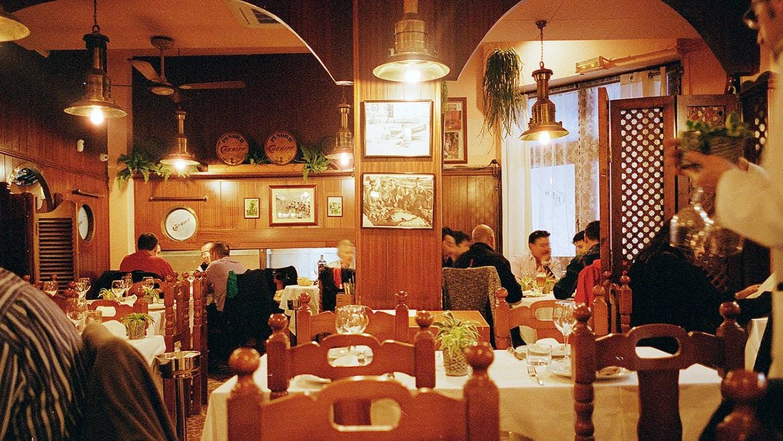 Cheriff paella restaurant