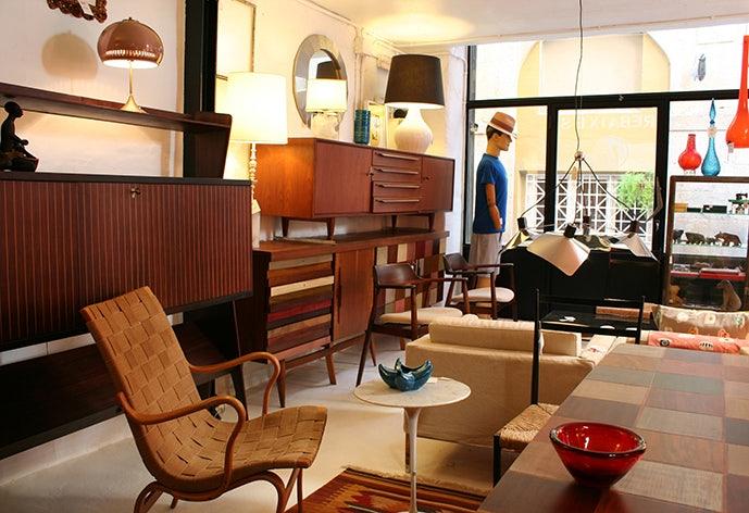Design furniture at Gotham