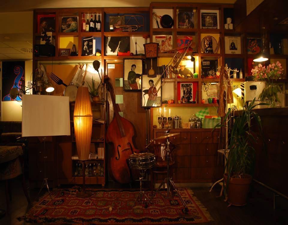 Jazz café Jedermann