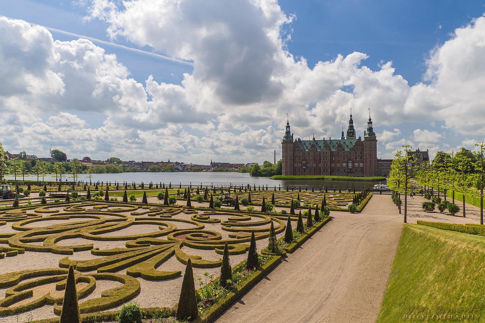 Frederiksborg Castle in Hillerød