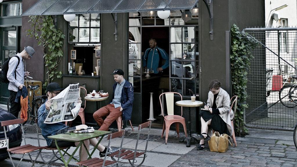 Central Café in Copenhagen