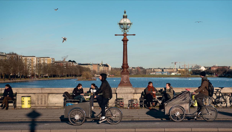 Dronning Louises Bro in Copenhagen