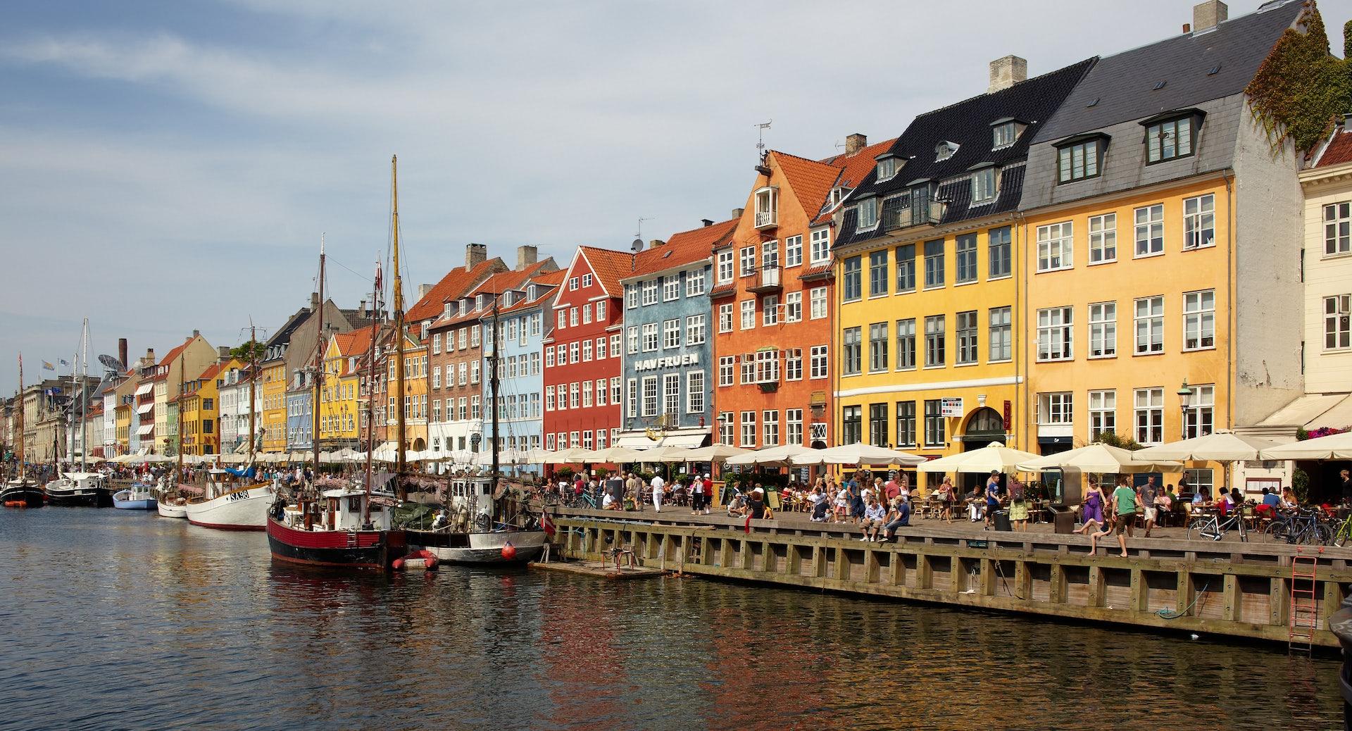 Nyhavns Polsevogns in Copenhagen
