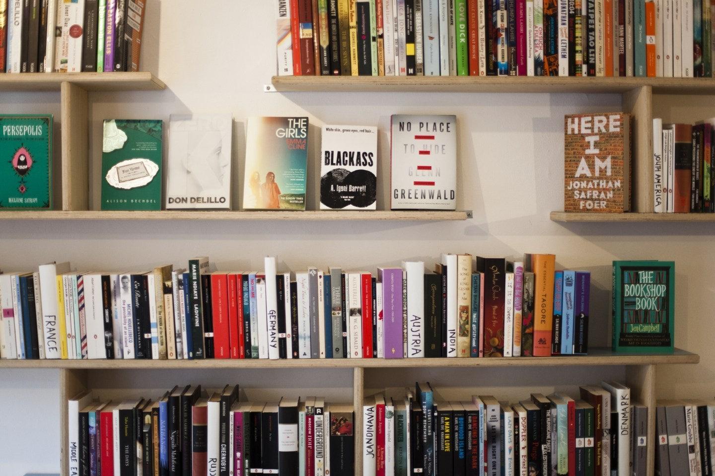 Ark Books store