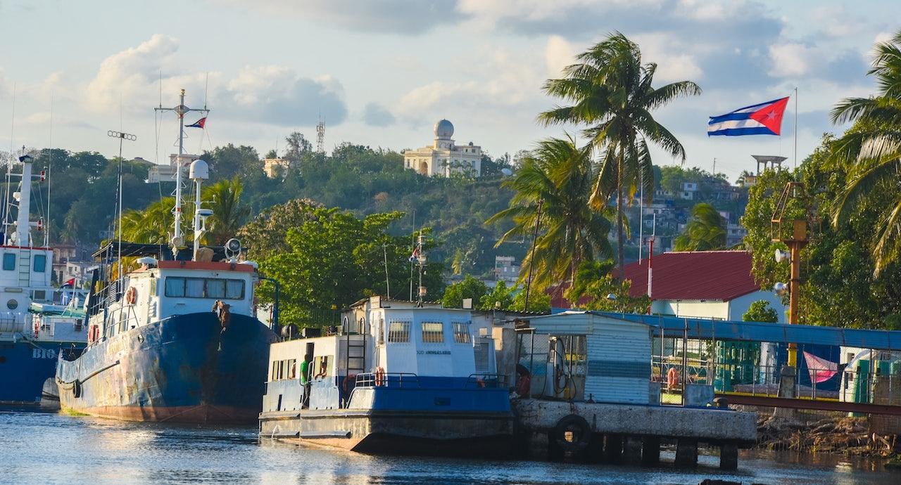 La Lanchita de Regla ferry boats