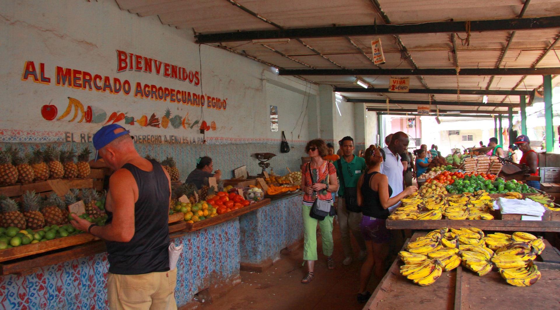 Mercado Egido in Havana