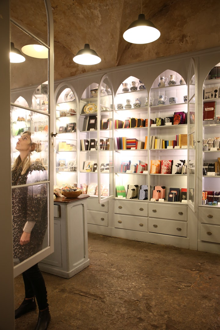 Vida Portuguesa store in Lisbon