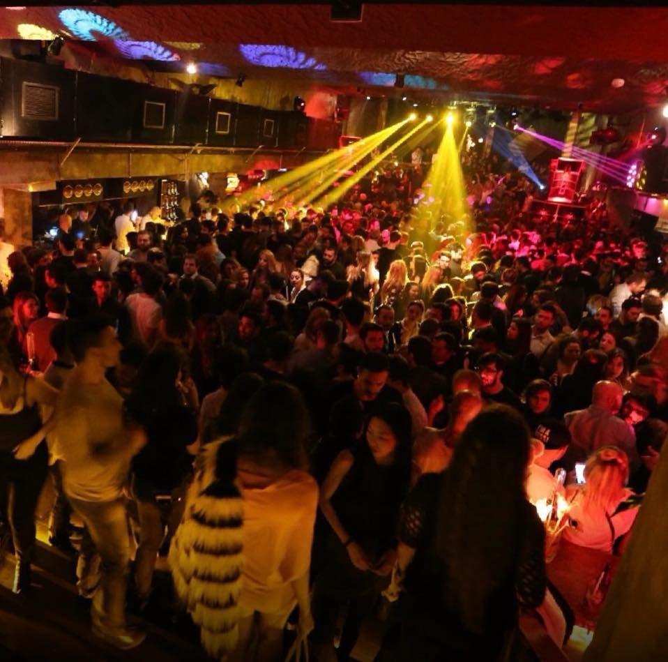KLEIN club in Istanbul