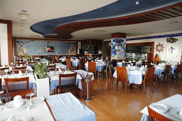 Bebek Balikçi restaurant