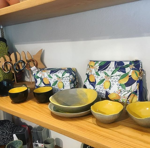 ceramics at 3 Things on an Island store