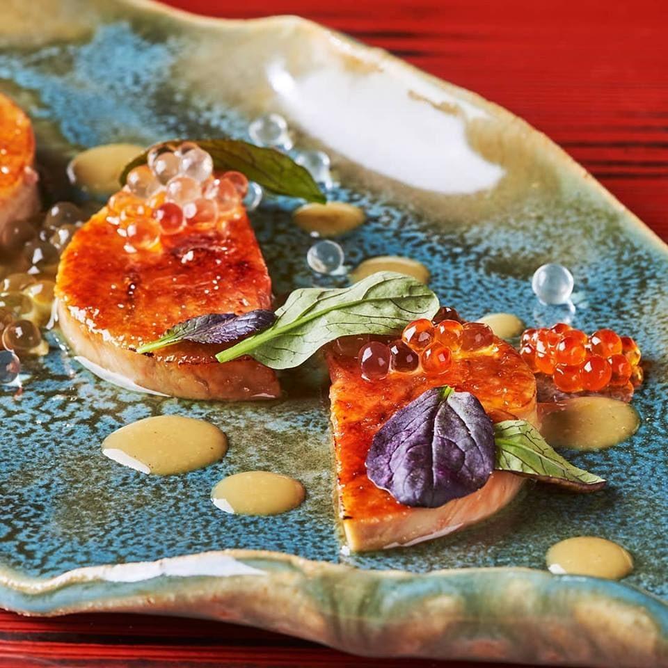Japanese food from Kanazawa restaurant