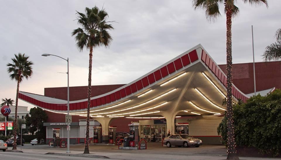 Jack Colker's 76 Station