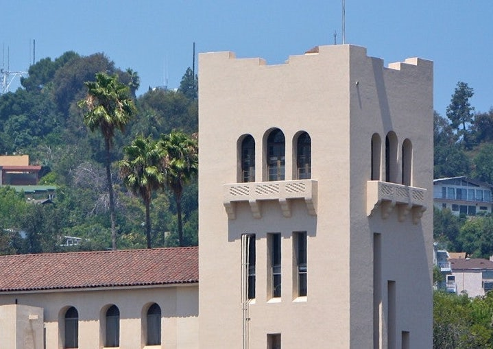 Historic South-West museum in LA