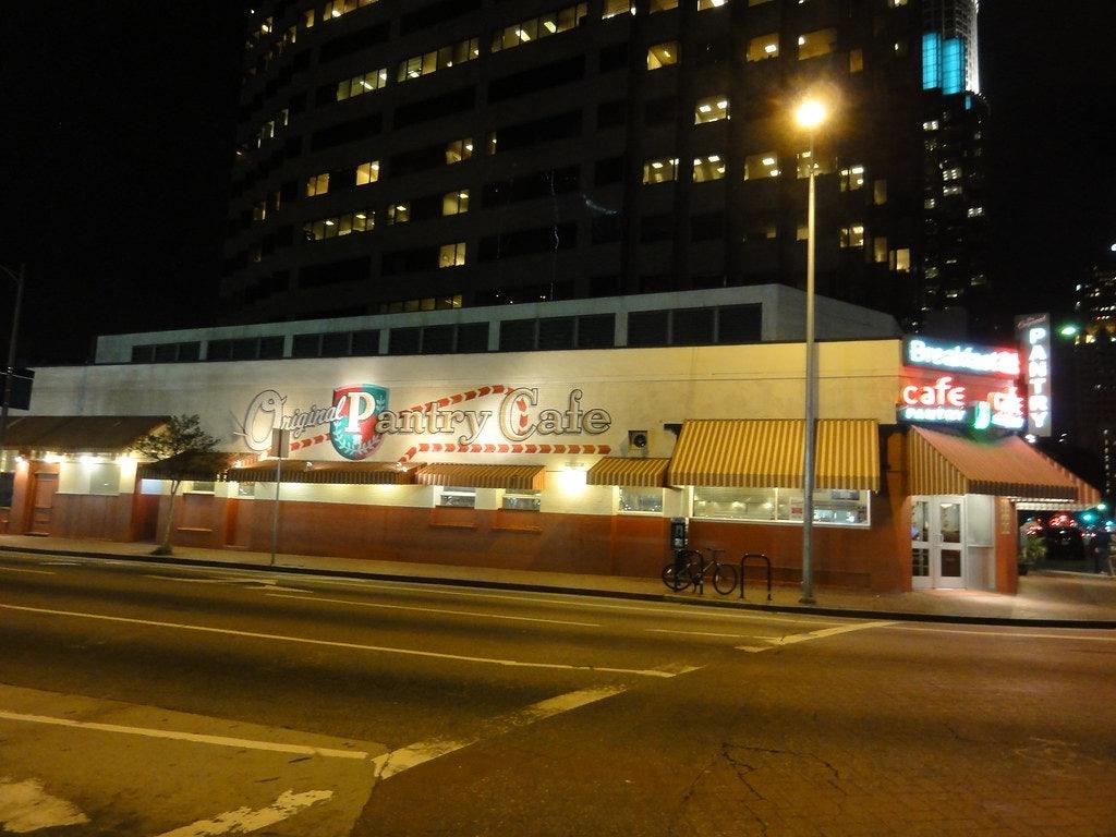 all night eatery The Original Pantry Café