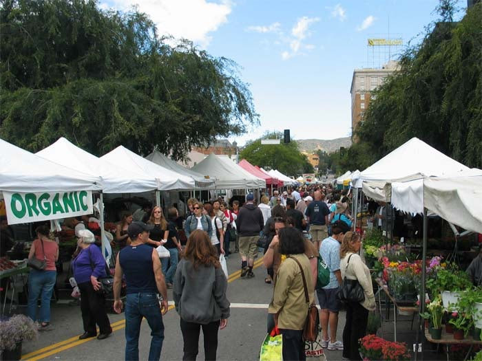 Hollywood Farmers' Market