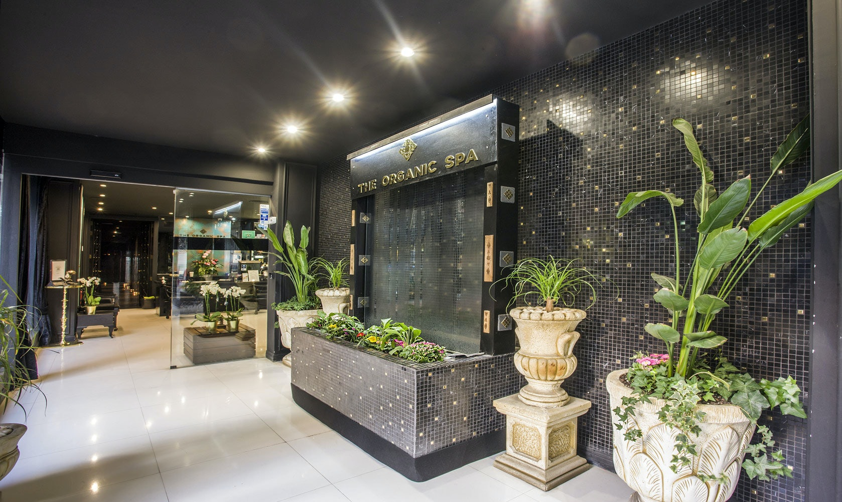 The Organic Spa in Madrid