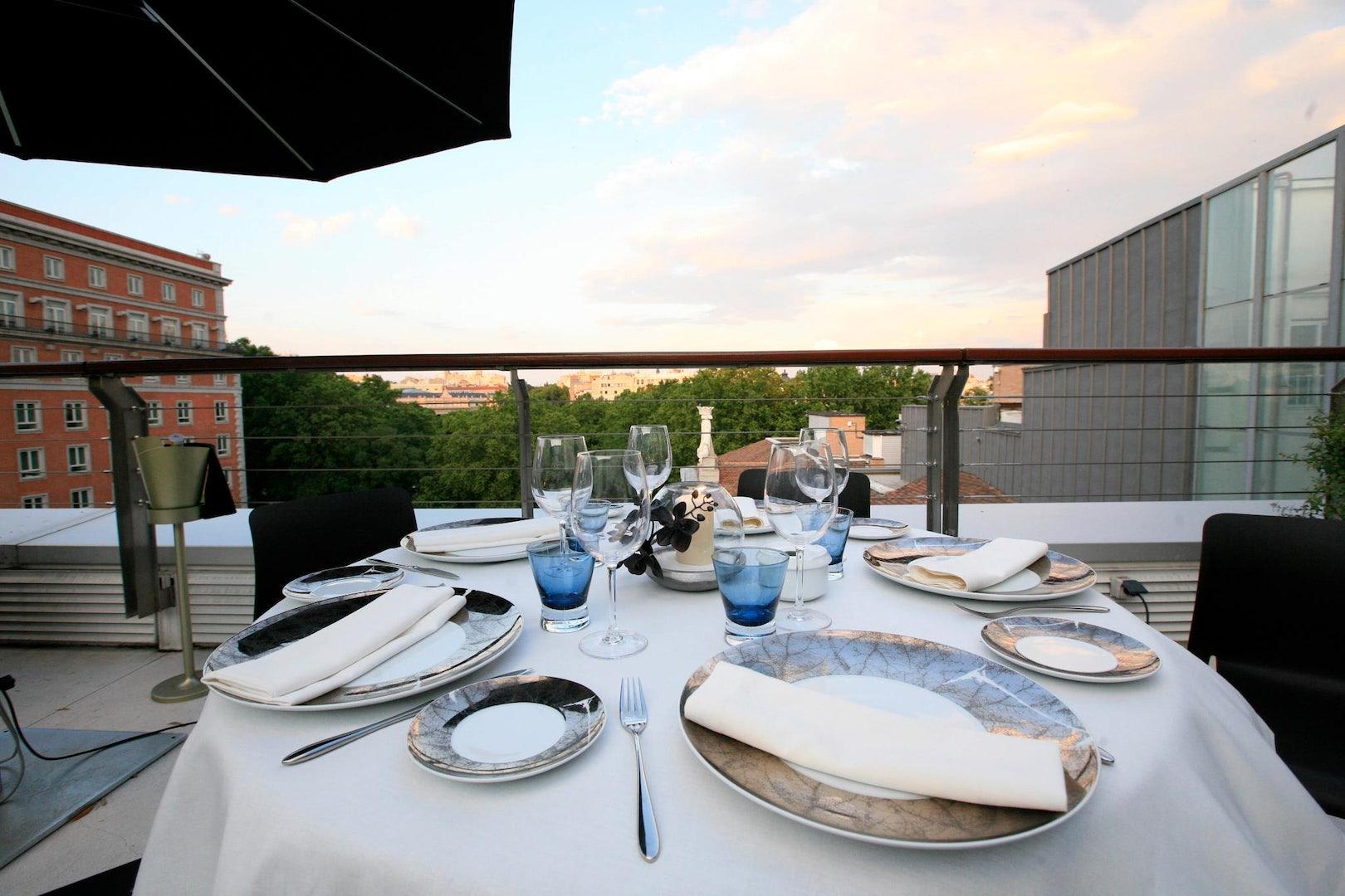 restaurant El Mirador del Thyssen