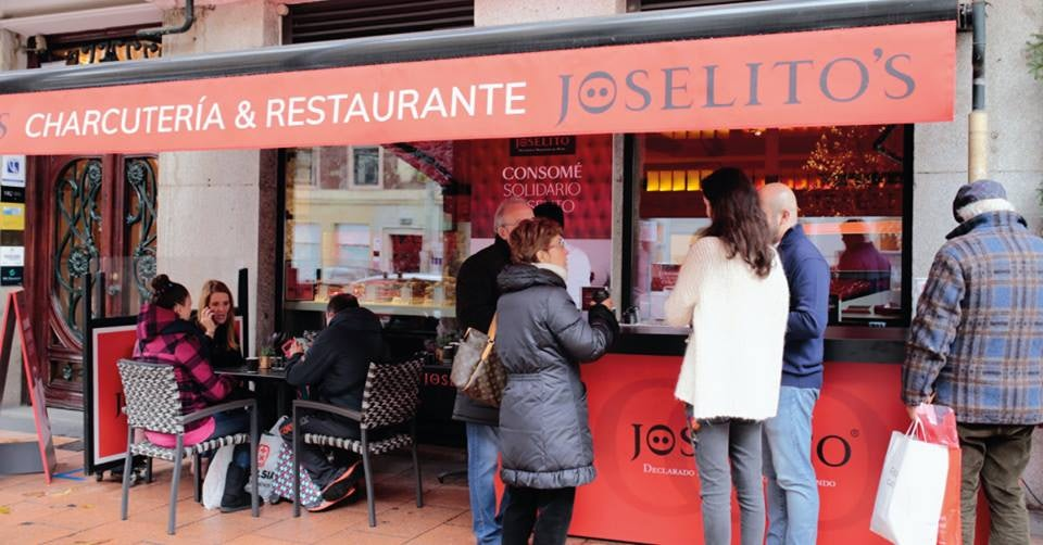 Joselito's restaurant and Iberic Ham store