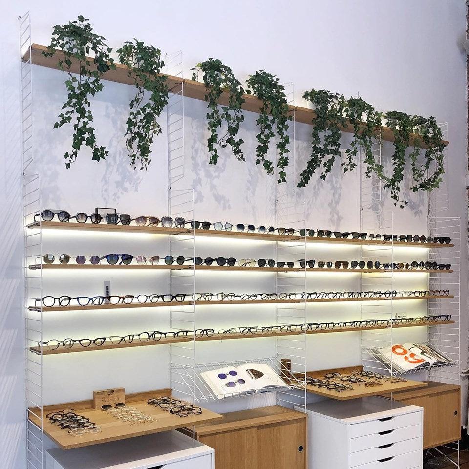 glasses at L'Atelier Optica