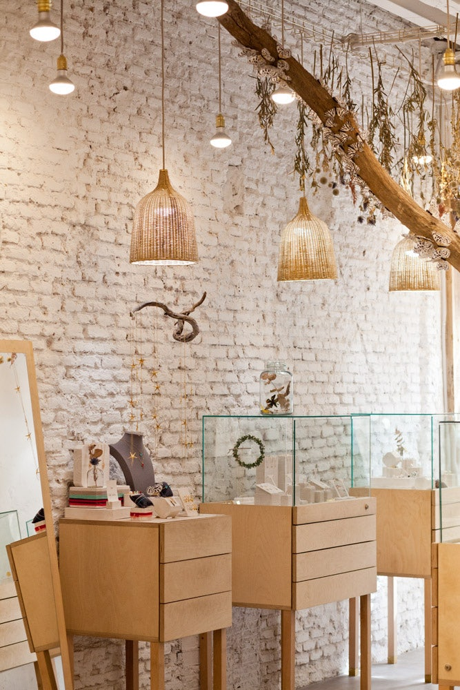 Apodemia jewellery store in Madrid