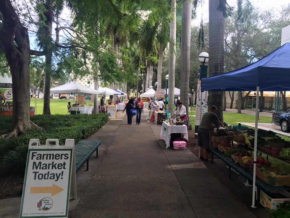 Upper Eastside Farmers Market