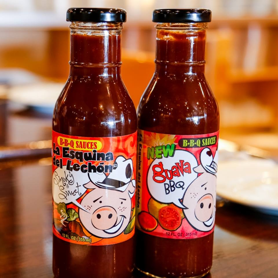 Tropical Hot Sauce from La Esquina del Lechon
