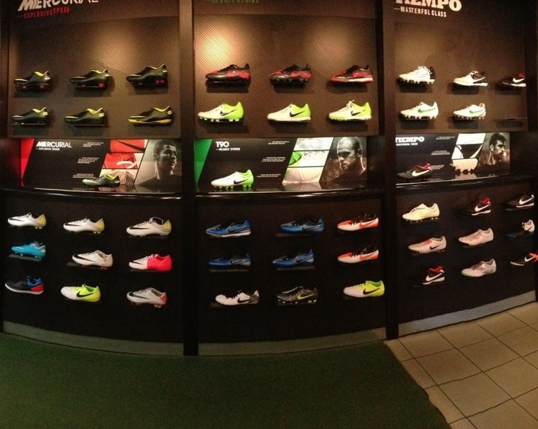 Soccer Locker store