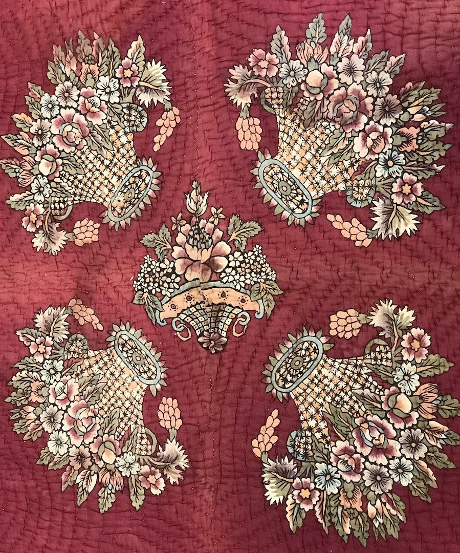 Turkish textiles by Osman Balboros