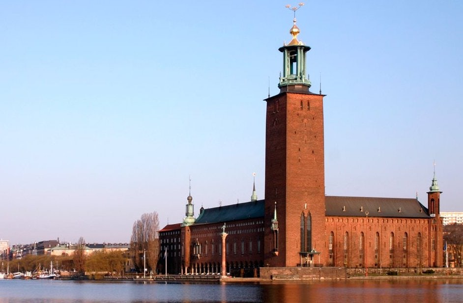 Stockholm - The City Hall