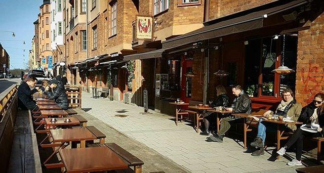 Mellqvist Kaffe Bar