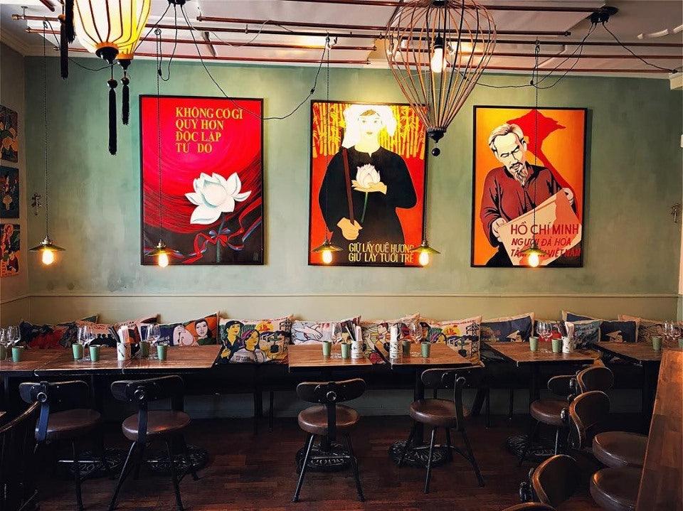 Minh Mat Vietnamese restaurant
