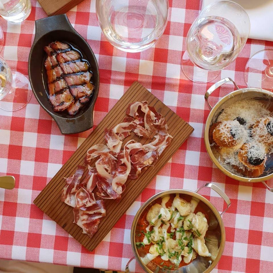 Svinet spanish food
