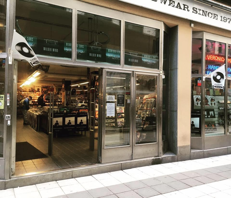 Bengans store in Stockholm
