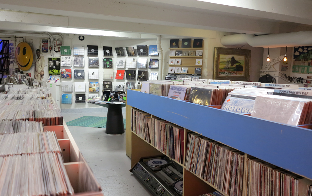 Snickars Records in Stockholm