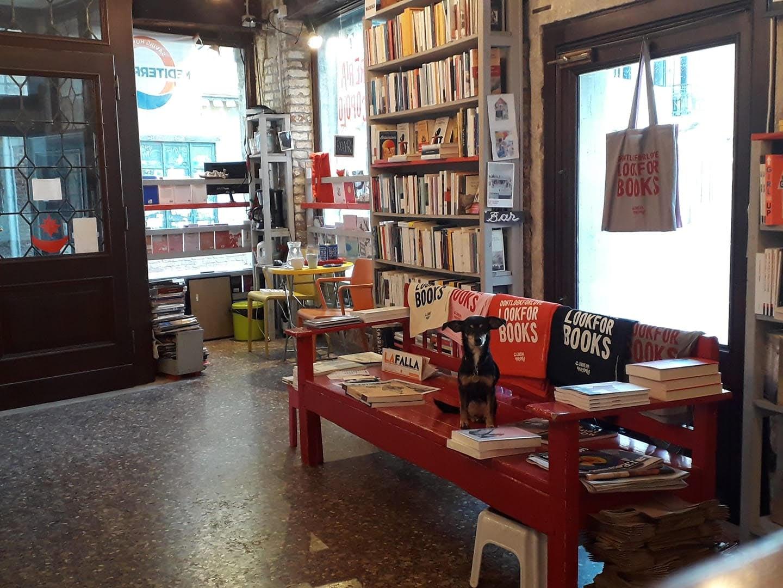 Venice - Libreria Marcopolo bookshop