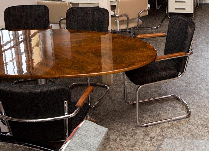 vintage furniture at Galerie 22
