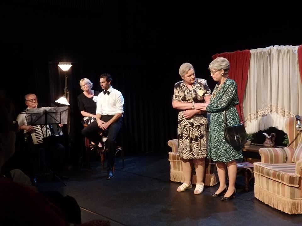 theatre play at t' Kapelletje in Rotterdam