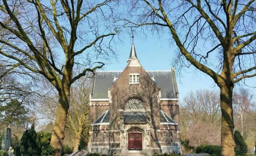 Crooswijk Cemetery in Rotterdam