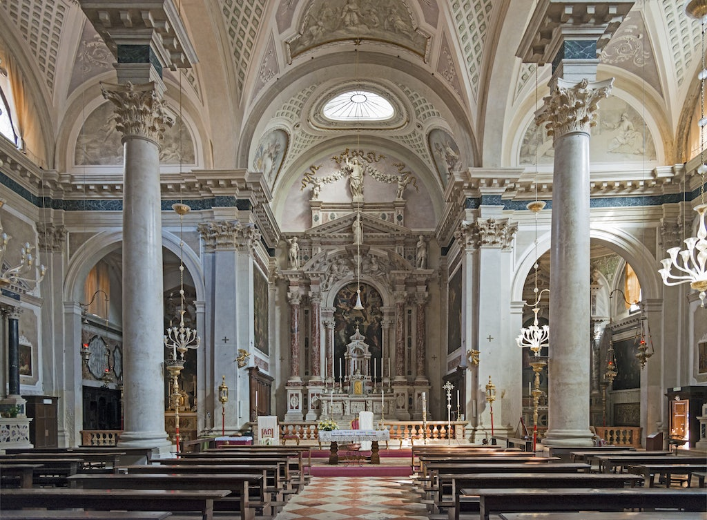 Church of San Cassiano in Venice