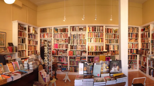 Omnivore book store in San Francisco
