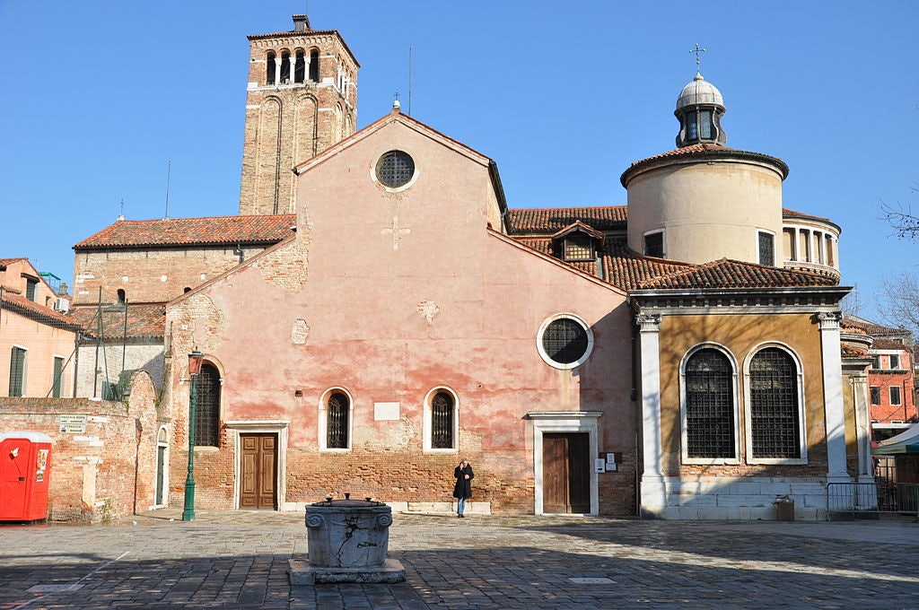 Chiesa di San Giacomo in Venice
