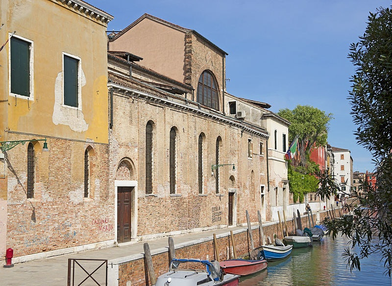 Fondamenta Santa Caterina in Venice