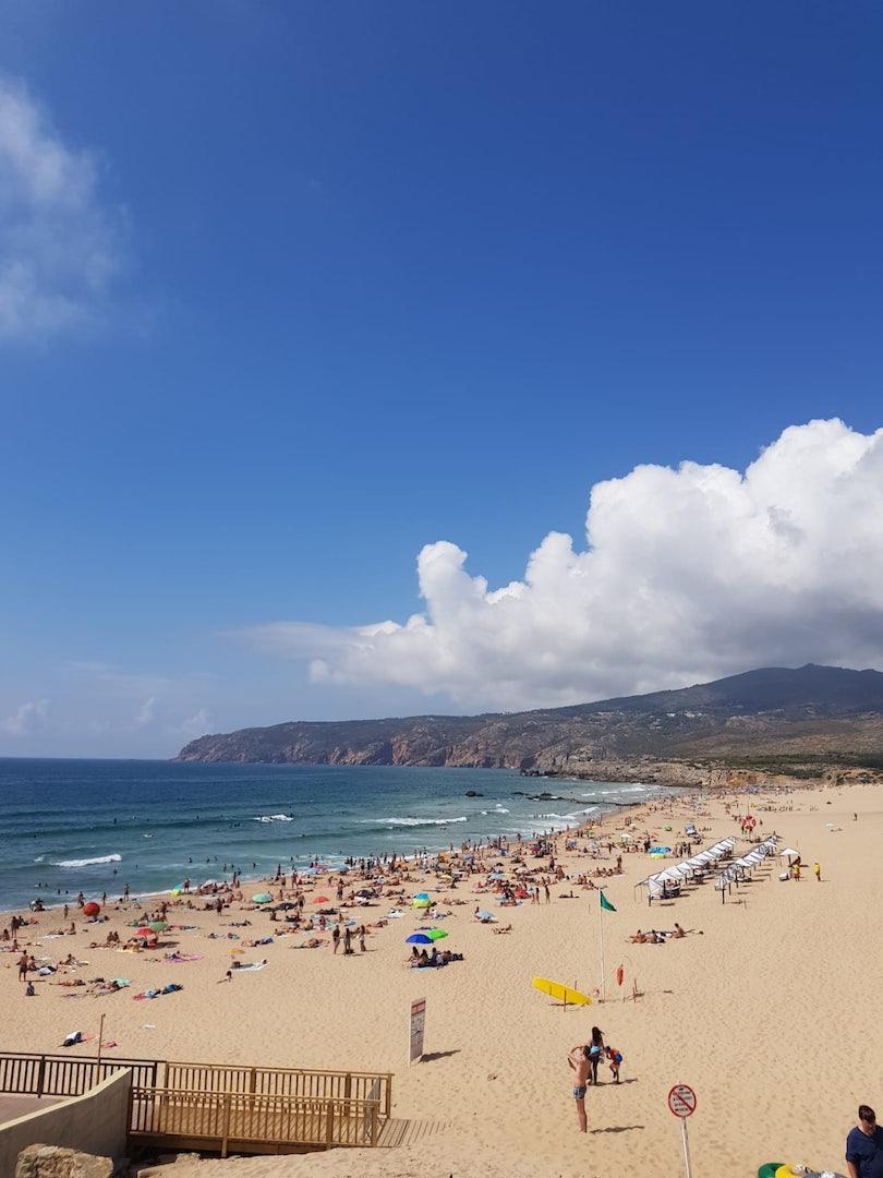Lisbon - Guincho Beach