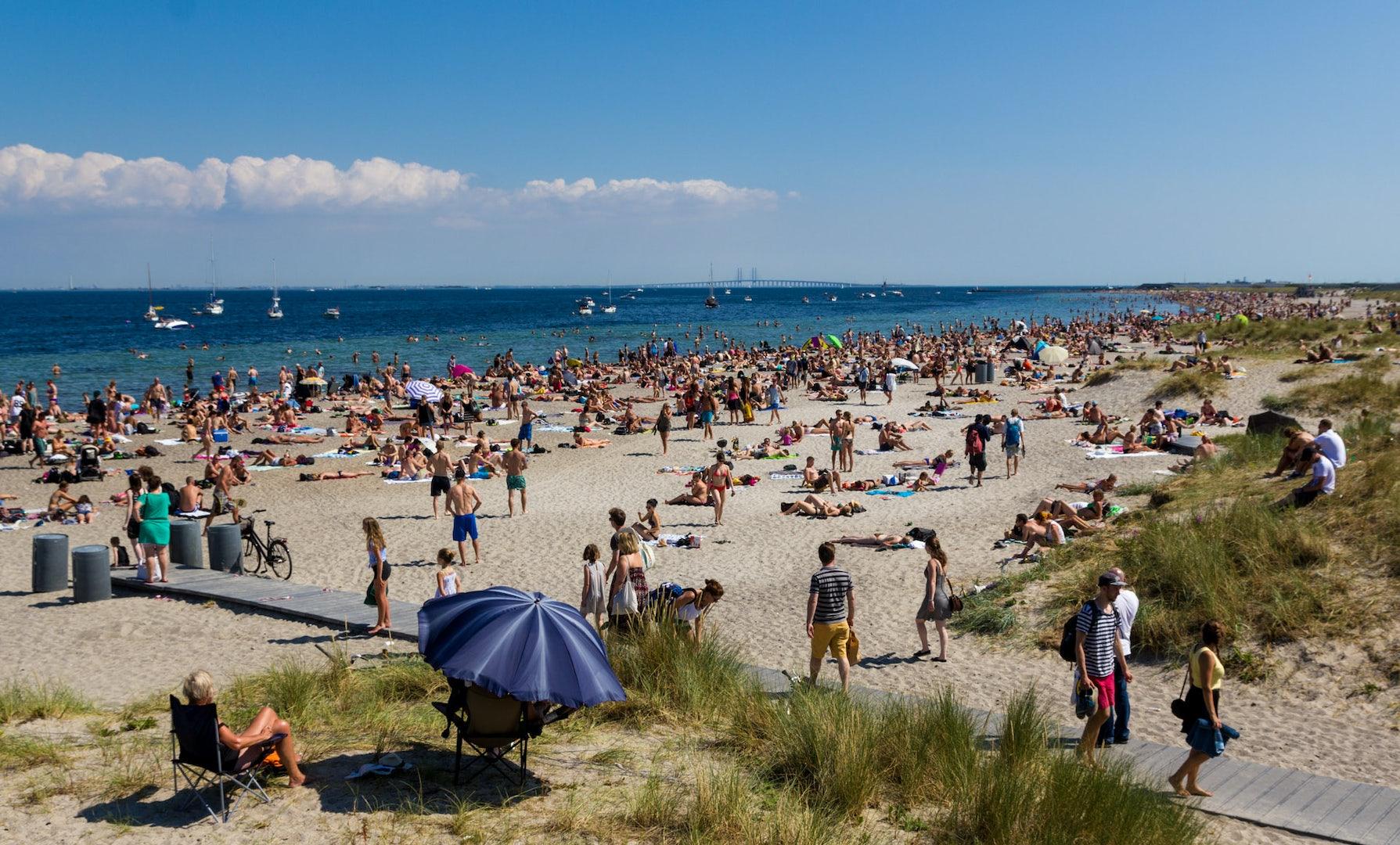 Copenhagen - Amager Strandpark