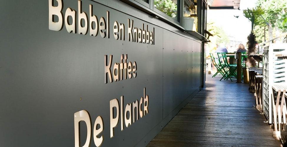 Ghent - De Planck terrace